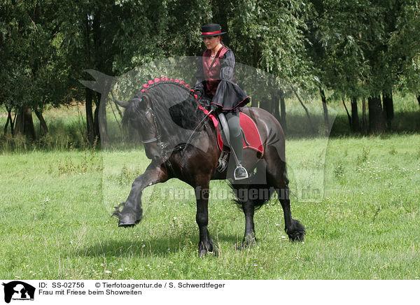 Pferdeficken